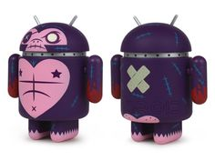 Google Android Series 3 by Kronk , via Behance