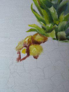 PARANOEMI: Como pintar abacaxi