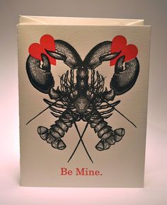 It's not Valentine's Day until there are lobsters. From FRIENDS, you're my lobster! #joescrabshack