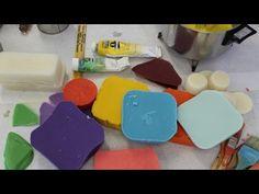 ▶ Encaustic workshop part 1 how to make encaustic medium and color by Jon Peters - YouTube