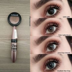 You are in the right place about Maskara bicska Here we offer you the most beautiful pictures about the Maskara benefit you are looking for. Best Drugstore Mascara, Drugstore Makeup, Sephora Makeup, Eyeshadow Makeup, Beautiful Eye Makeup, Simple Eye Makeup, Natural Makeup, Bourjois Makeup, Maybelline Makeup