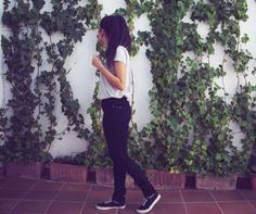 My Inspire Book: Outfit of the day: Martes perezoso
