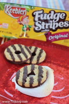 Fudge Cookie S'mores