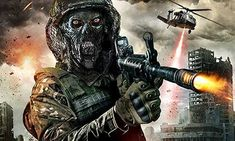 SYNOPSIS: The undead are former militia soldiers that are now indestructible snipers. Kong Skull Island Movies, Bad Film, Zombie Mask, Movie Synopsis, Didgeridoo, Drug Cartel, What Is Advertising, British Soldier, Title Card