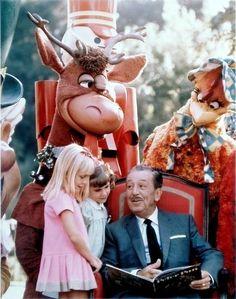 Vintage Disney Christmas with Walt