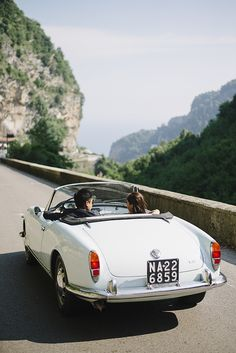 Colorful Coastal Engagement Session in Italy