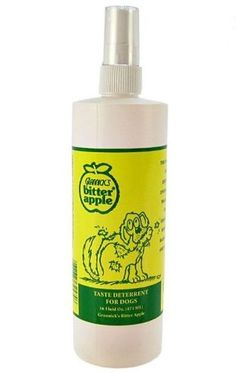 Grannick Bitter Apple Spray - «Stay away from this, it doesn't work! » | Consumer reviews