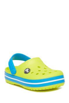 1f38ee3663493b Crocband Clog (Toddler   Little Kid) by Crocs on  nordstrom rack Toddler  Crocs