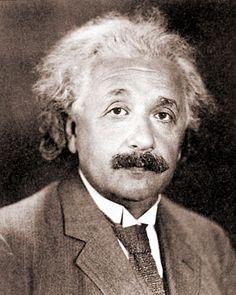 Albert Einstein (1879-1955), German-American physicist