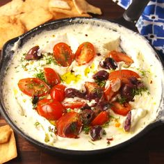 Any party with Greek Fondue will be lit. #food #fondue #appetizers #dip #nye