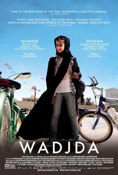 La bicicleta verde, de Wadjda