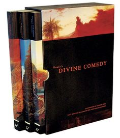 Want to read Dante's Divine Comedy, but just cannot get through the archaic language? Try this Boxed Set; Adapted by Marcus Sanders, it's fantabulous!