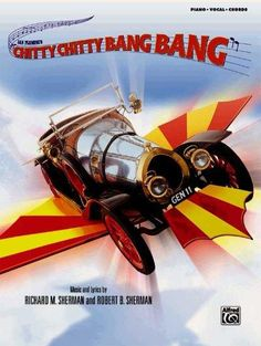 Contains beautiful photos and other information not only from the original motion picture, but also from the London and Broadway stage productions. Titles are: Toot Sweets * Chitty Chitty Bang Bang *