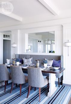 House tour: Coastal-style cottage - Style At Home