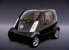 Nissan Hypermini Concept '10.1997