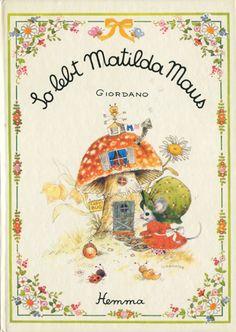 I had a had Matilda Maus puzzle.