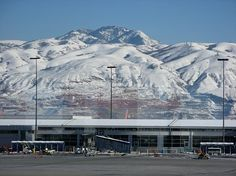 Salt Lake City International Airport - layover here on our way home from Hawaii Salt Lake City Airport, Bus Station, Airports, International Airport, Airplanes, Geography, Places Ive Been, Utah, Cities