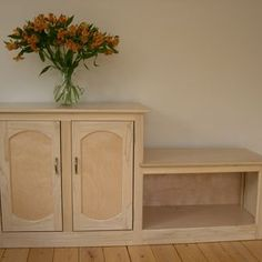 Entryway Cabinet And Bench by