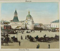 Москва Лубянка 1898
