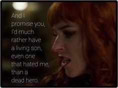 #Rowena #Crowley #Supernatural
