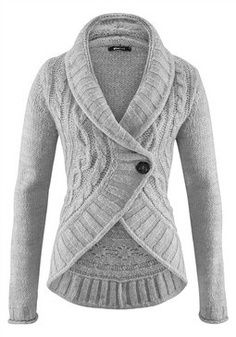 Sweaters like this help to flatter your figure and are still comfortable for everyday!