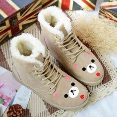 These are so cute! These are so cute! Harajuku Fashion, Kawaii Fashion, Lolita Fashion, Cute Fashion, Kawaii Shoes, Kawaii Clothes, Diy Clothes, Sneakers Fashion, Fashion Shoes