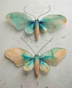 Blue Butterflies by Mister Finch http://finch-uk.com/