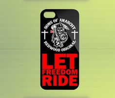 Sons of Anarchy Redwood Original for iPhone 4/4S iPhone 5 Galaxy S2/S3