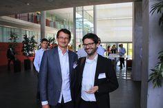 Paul Blazek & Wolfgang Gruel (Daimler) @ MC 2012 Salzburg, Conference, Events, Dresses, Fashion, Vestidos, Moda, Fashion Styles, Dress
