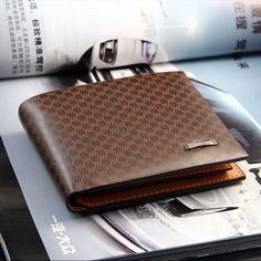 Portemonnaie aus Leder für Herren P002   zonker