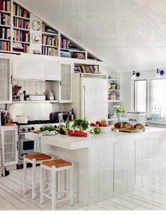 kookboeken bovenin