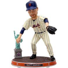 Matt Harvey New York Mets 2014 Collection City Bobble Head Figurine - $59.99