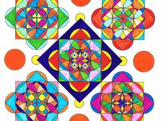 Geometric shape-geometry geometric shapes are crisp, precise edges and mathematically constant curves