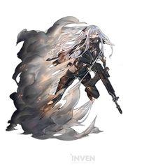 AK-12 - 소녀전선 인벤 - 전술인형 정보