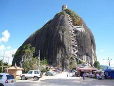 Piedra Del Peñol #colombia