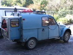 Citreon camper | Citroen 2cv Camper | Flickr - Photo Sharing!