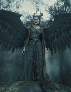 Behind the Black Making Maleficent: Costume Design with Anna B. Sheppard The costume design of Disney's Maleficent is sweeping, graceful and dramatic, just like Maleficent herself.