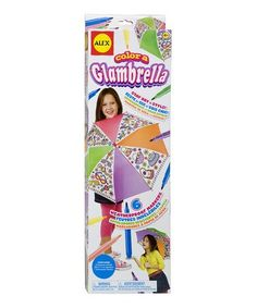 Alex toys do it yourself wear slap n switch watch alex toys this color a glambrella kit is perfect zulilyfinds solutioingenieria Choice Image