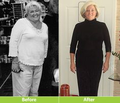 Check out Kym's before and after pictures.  She lost 38 pounds with balanced eating and toned it all up with T-Tapp. http://www.ReneeMclaughlin.com