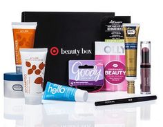 Check out the latest Target Beauty Box and grab one before they sell out!