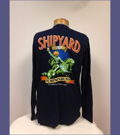 Shipyard Long Sleeve Tee $20