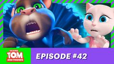 NEW! Talking Tom and Friends - Parallel Universe (Episode 42) xo, Talking Angela #TalkingFriends #TalkingAngela #TalkingTom #TalkingGinger #TalkingBen #TalkingHank #Video #New #YouTube #Episode #MyTalkingAngela #LittleKitties #TalkingFriends