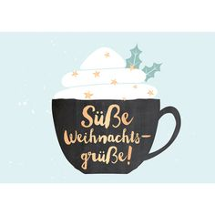 Süße Weihnachtsgrüße!/Bild1