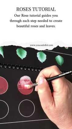Art Painting Tools, Canvas Painting Tutorials, Watercolor Projects, Painting Lessons, Painting Videos, Painting Flowers Tutorial, Flower Painting Canvas, Diy Canvas Art, Fabric Painting