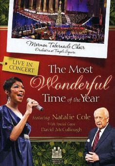 This is why I love being Mormon -  Most Wonderful Time of the Year: Live in Concert / http://www.mormonproducts.net/most-wonderful-time-of-the-year-live-in-concert/