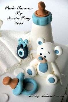 BABY SHOWER CAKE | Flickr: Intercambio de fotos