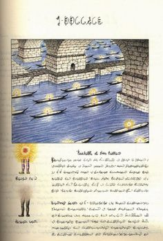 In an attempt to remind readers what language appears as to those incapable of understanding it, Codex Seraphinianus has baffled critics for decades.