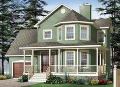 FamilyHomePlans.com | Plan Number 64968 | Order Code 00WEB | 1-800-482-0464