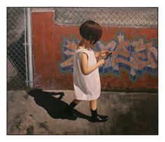 Incredible photorealistic graffiti paintings by Houston-based artist Kevin Peterson.
