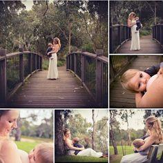 Breastfeeding photography ideas